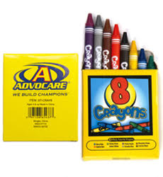 Crayons - Swag Giveaways